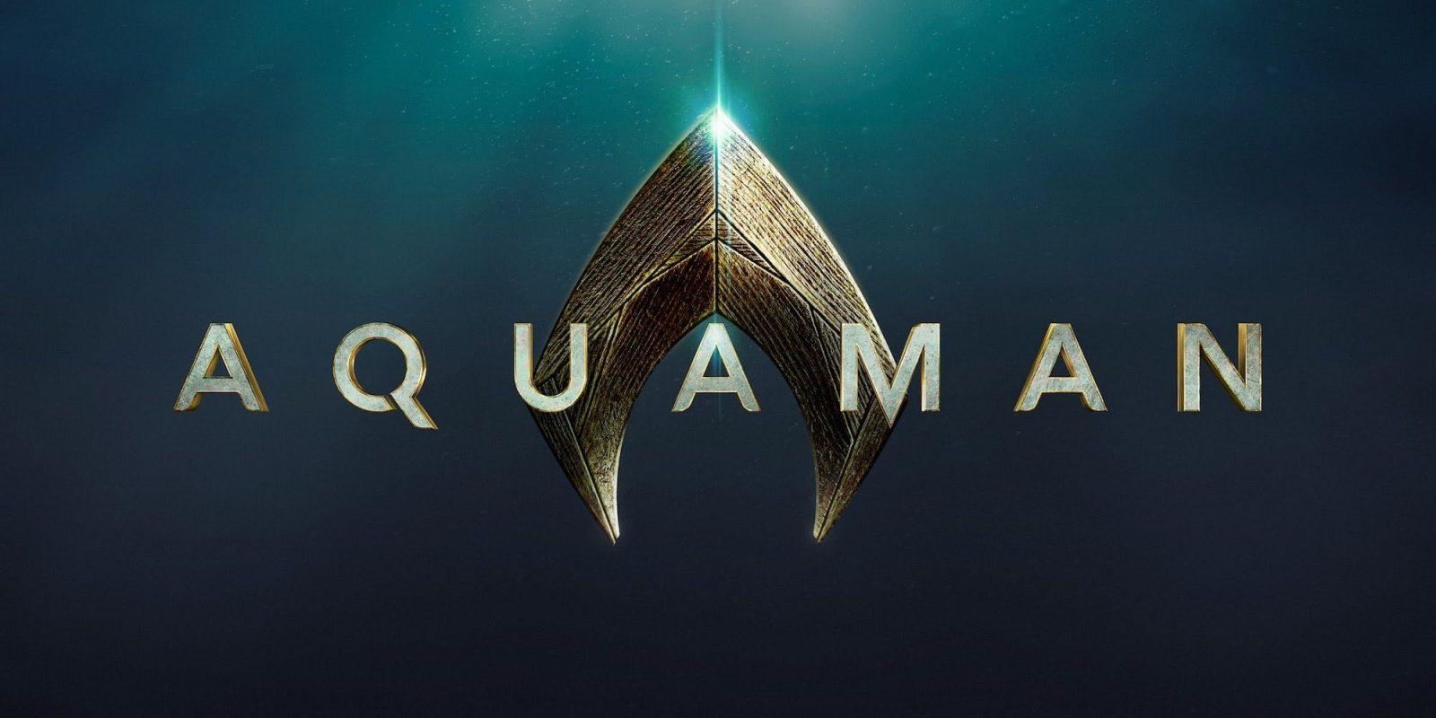 New AQUAMAN Pic Released - BATMAN ON FILM