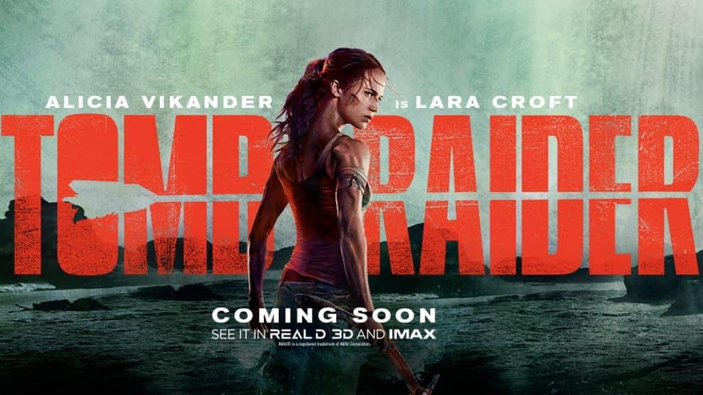Film Review Tomb Raider By Joanne Hyde Batman On Film