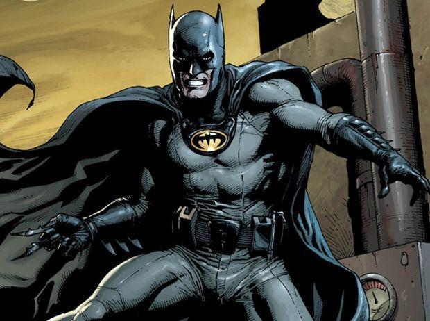 Exclusive (Kinda) - BATMAN: EARTH ONE, VOL. 3 Update! | BATMAN ON FILM
