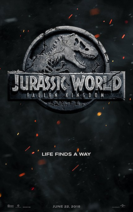 Review - JURASSIC WORLD: FALLEN KINGDOM by Jo Hyde – BATMAN ON FILM
