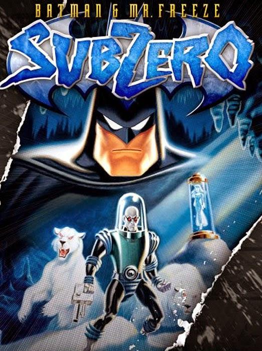 Batman & Mr. Freeze SubZero (1998) 720p BluRay x264 ESubs Dual Audio [Hindi DD2.0 + English DD2.0]
