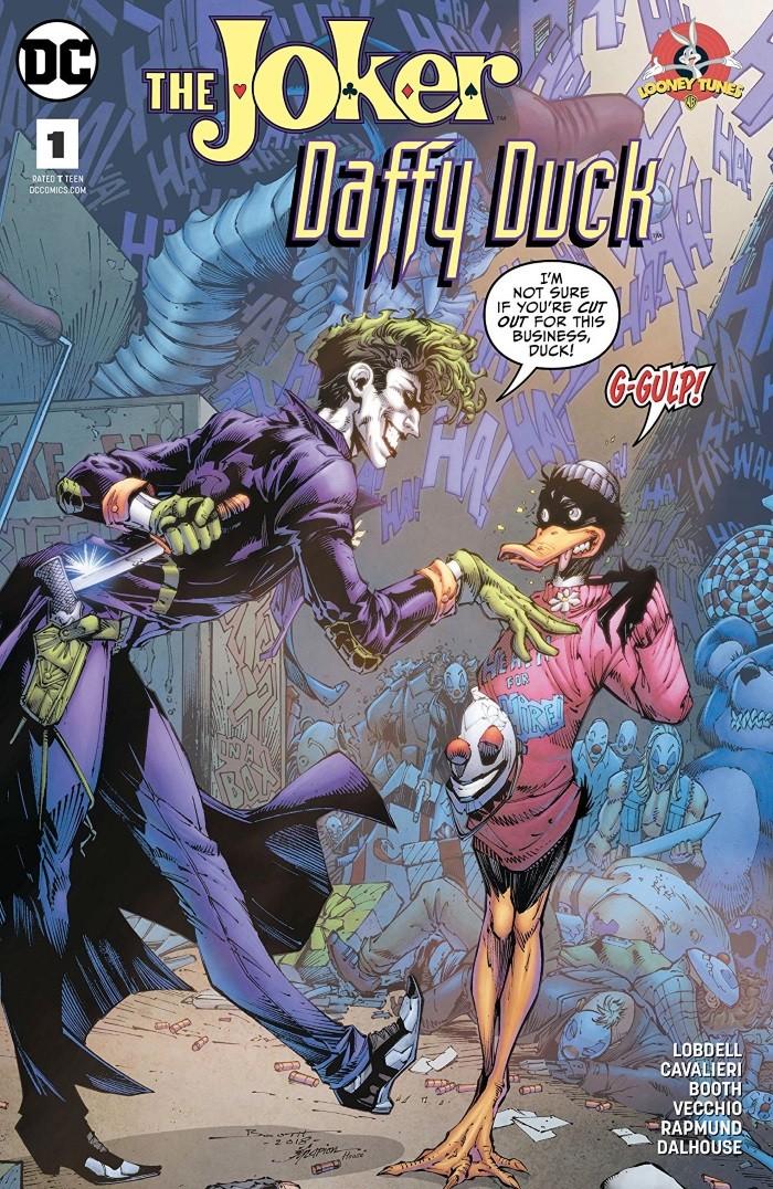 The Jokerdaffy Duck 1 Review Batman On Film
