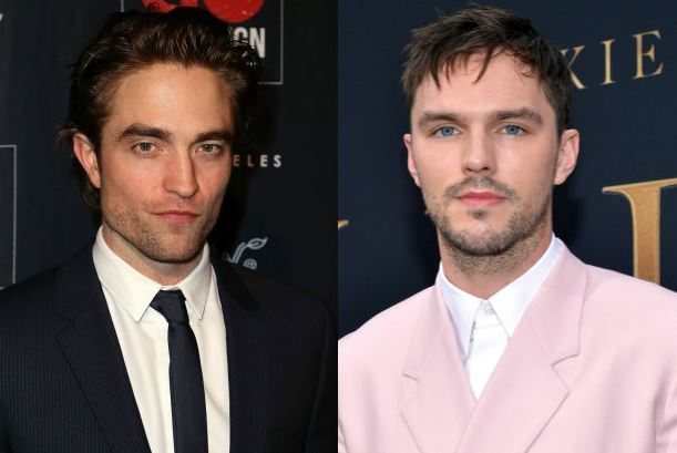REPORT: Pattinson and Hoult Screen Testing for THE BATMAN