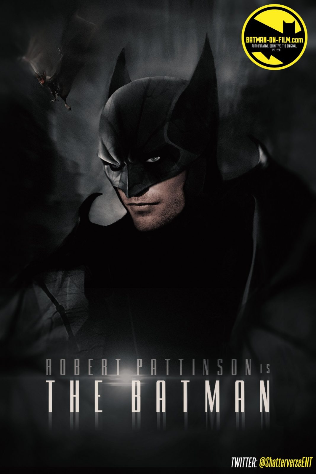 What Might Robert Pattinson Look Like as The Batman? – BATMAN ON FILM
